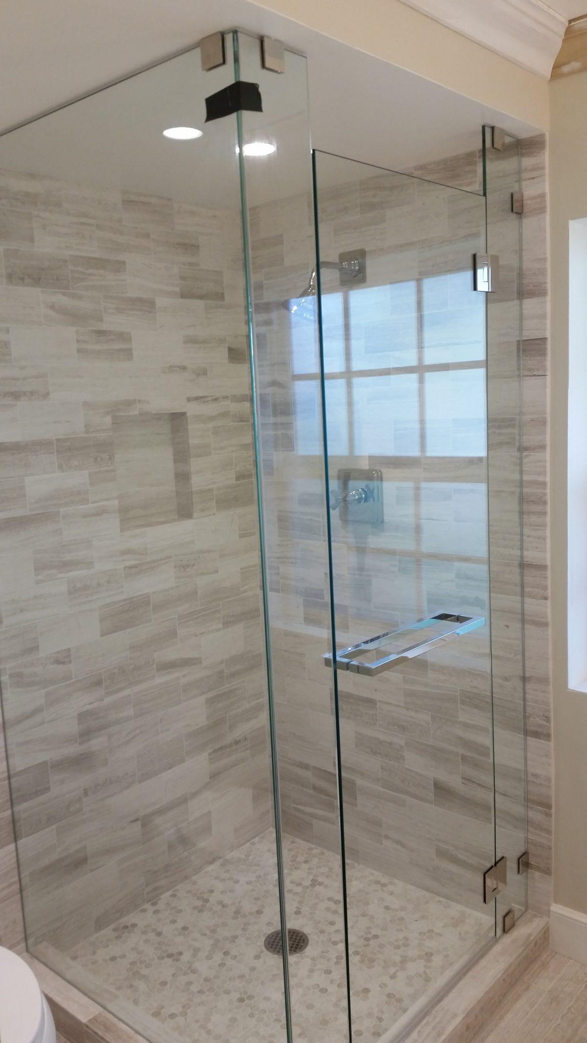 Floor To Ceiling Glass Shower Door Energywarden Net