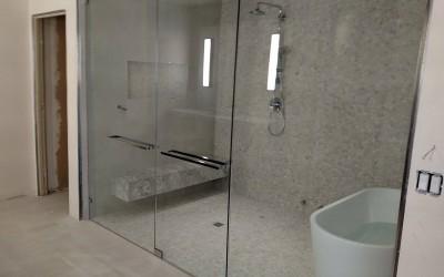 Pushing the boundaries of Shower Glass